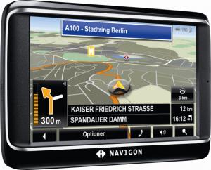 Navigon 40 Premium